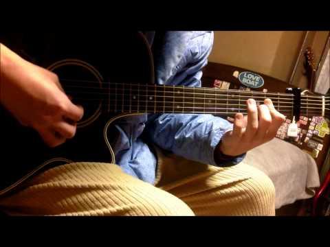 Astarotte no Omocha! ED - Manatsu no Photograph guitar cover (solo)