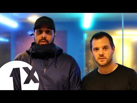 Grim Sickers & Mike Skinner hosts Sian's Studio