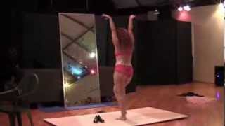 """Roar"" Burlesque Tap Dance - Katy Perry (PRISM)"