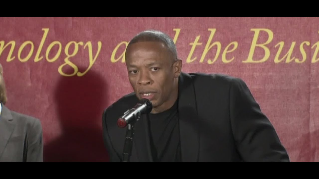 Dr. Dre Suffers Brain Aneursym and is in ICU in L.A.