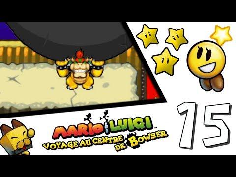 BOWSER DEVIENT DE PLUS EN PLUS FORT ! | Mario et Luigi : Voyage au centre de Bowser #15