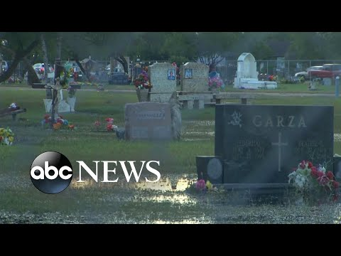 COVID-19 tears through South Texas border communities | ABC News