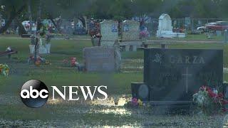 COVID-19 tears through South Texas border communities | ABC News