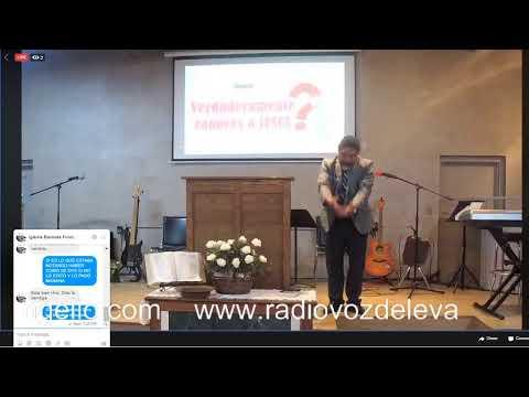 radio Voz del Evangelio Live Stream predicaciones bautistas de temas Biblicos