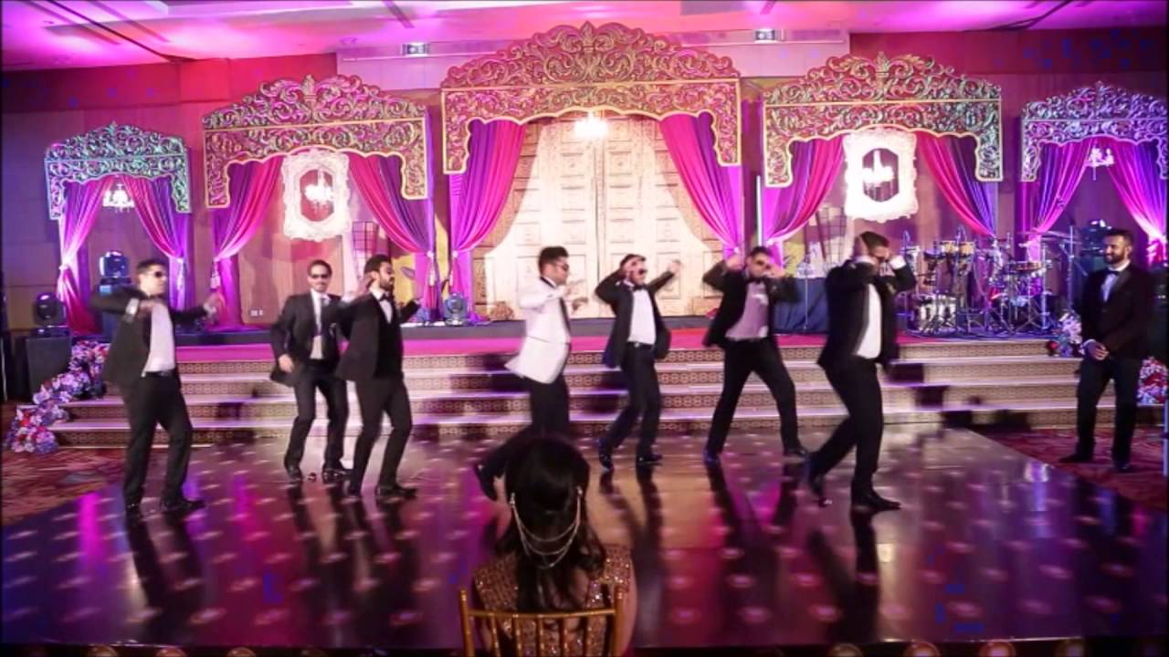 Trending wedding songs for Groom