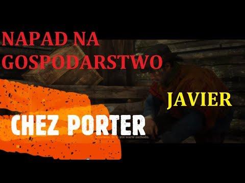 Red Dead Redemption 2 - Napad na gospodarstwo Chez Porter z Javierem thumbnail