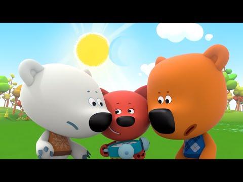 Ми-ми-мишки / Фокусы с разоблачением. Познавательные мультики для детей. Серия 24