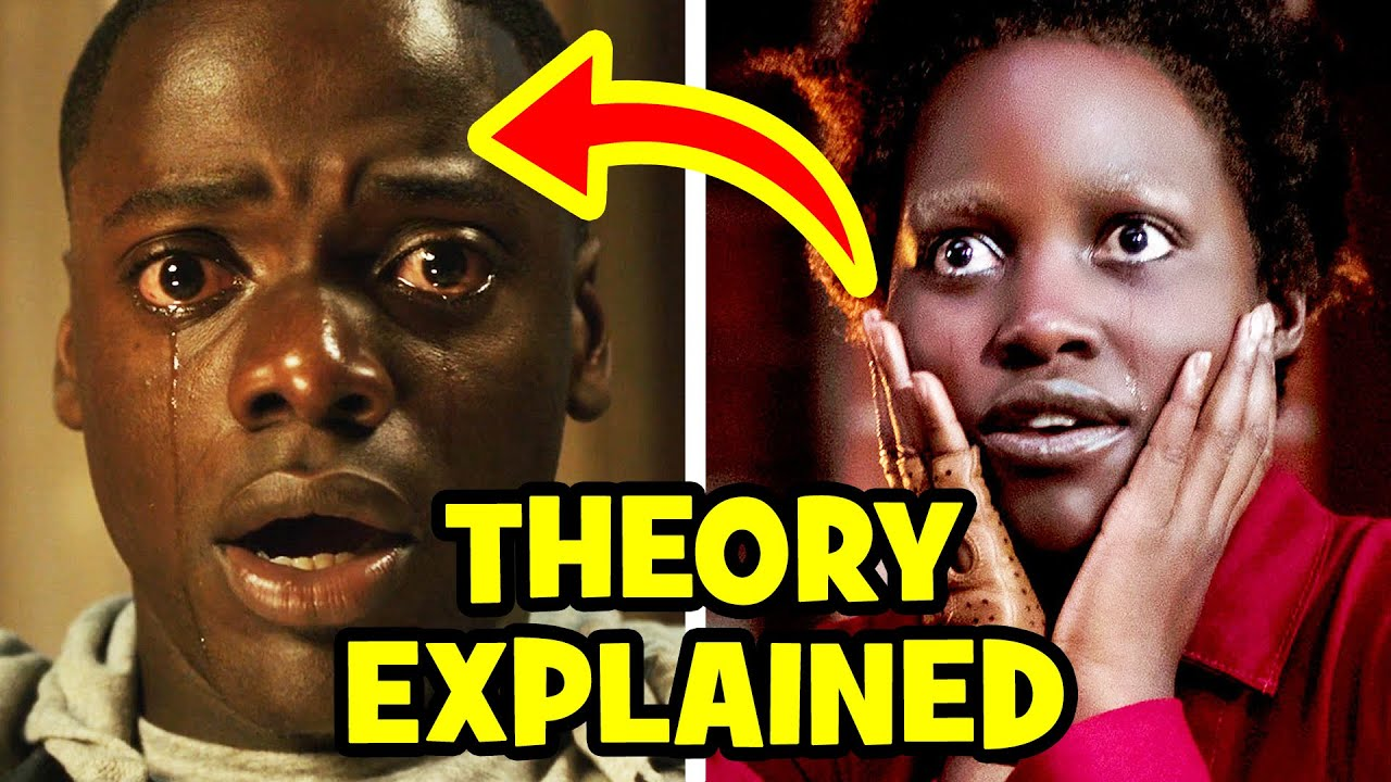 How Us And Get Out Are Connected Shared Universe Theory Youtube