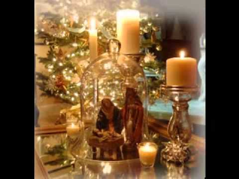 Christmas bathroom decor - YouTube