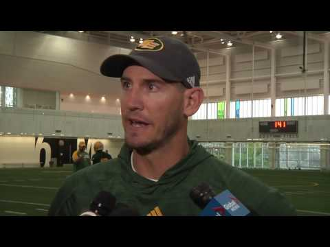Post Practice: Head Coach Jason Maas