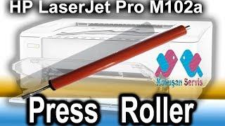 HP LaserJet Pro M102a  press roller Yazıcı Yedek Parça 1u1k.com