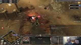 Epic Dark Crusade Match: Pax(Chaos) vs Pwaf(Space Marines)