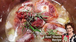 Beef Shank Recipe