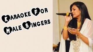 Sollitaale Ava Kadhale - Kumki Karaoke for Male Singers