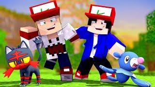 Minecraft: INICIO DA AVENTURA - PIXELMON #01 ‹ PORTUGAPC ›