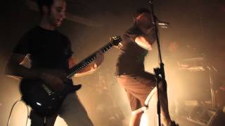 SHE WAS NOTHING - Silence screams when you go away - LIVE FOOTAGE