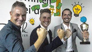 Über 1 Million Umsatz im Monat mit Network Marketing! Die Nawrot Brothers im Interview