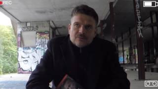 Igor Brejdygant o Marku Kaszowskim, głównym bohaterze swojej powieści