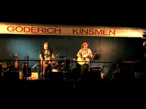 Makes No Difference-The Weight-The Band Covers-Three Engine Train LIVE @ Goderich SummerFest 2012-