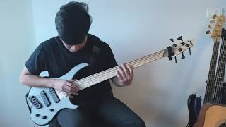 Bass Tapping (Pre-chorus) +โน๊ตแทป คิด(แต่ไม่)ถึง -Tilly Bird  (YSD COVER)