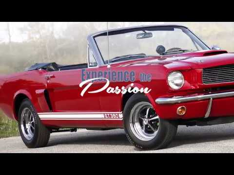 1966 Shelby Gt350 Convertible