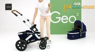 Коляска Joolz Geo 2 обзор