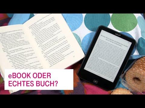 tolino eBook oder echtes Buch? - Netzgeschichten