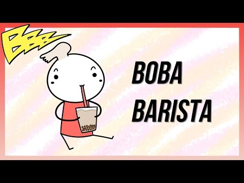 Being a Boba Barista (Work Stories)