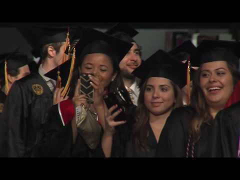 Loyola University New Orleans Commencement 2016