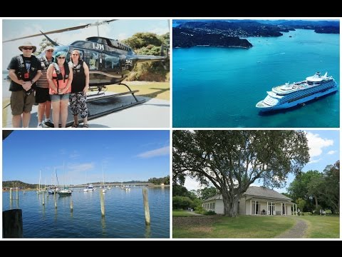The Bay of Islands - Cruise Day 4
