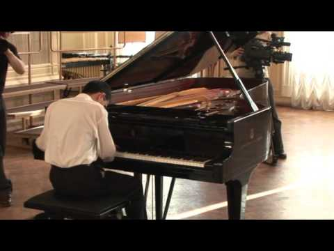 Rachmaninoff Prelude Op 3 No 2 in C Sharp minor Levon Karapetyan
