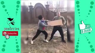 Try Not To Laugh     Ultimate Funny Fails Compilation 2017   Posteries