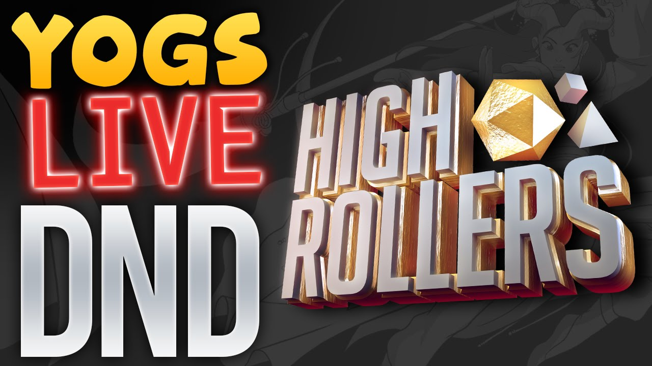 Image result for high rollers yogscast