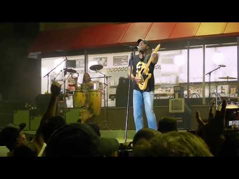 Hootie & The Blowfish - I WIll Wait - Charleston, SC 8/11/17