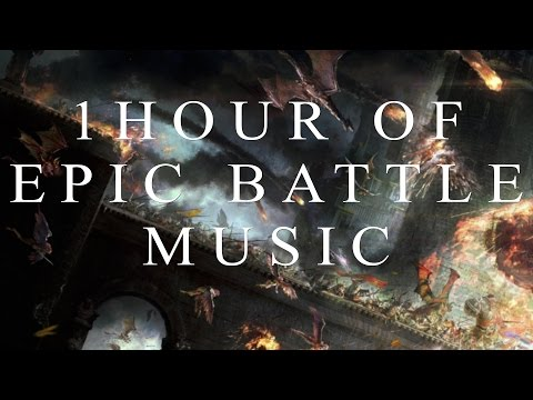 1 Hour Of Epic Heroic Battle Music | Composed by Mattia Cupelli