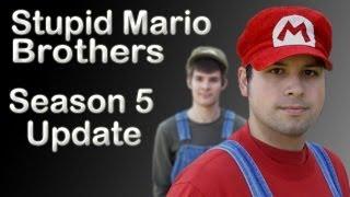 Stupid Mario Brothers - Episode 75 Update #2