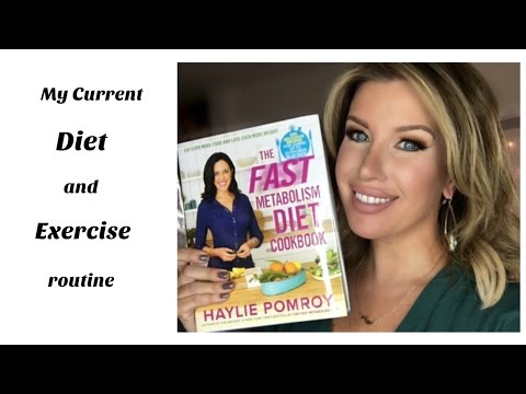 My Fitness and Diet Routine and Tips! Boost Your Metabolism and Lose Weight!