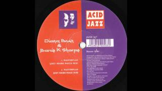 Diana Brown & Barrie K. Sharpe - Masterplan (Joey Negro Masta Mix)