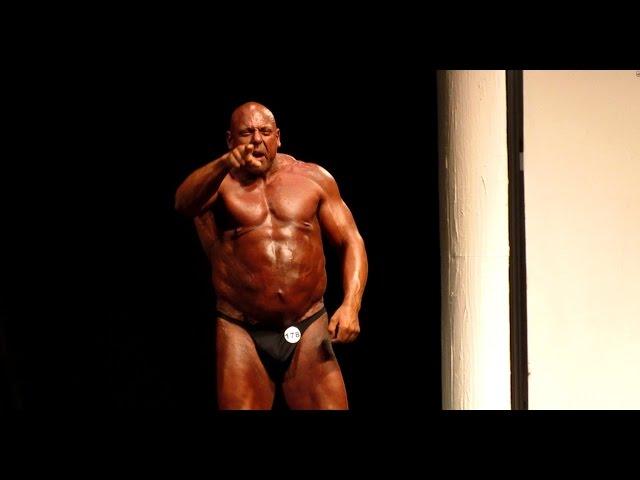 Big Lenny competes at the 2014 NPC Dayana Cadeau Classic!