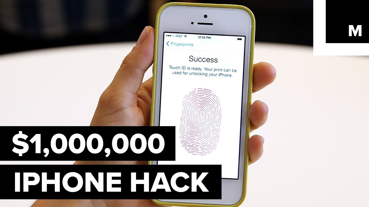 Remote iPhone hacks