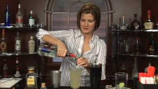 Tequila Mixed Drinks: Part 2 : How to Make the Hand-Shaken Margarita on the Rocks Mixed Drink