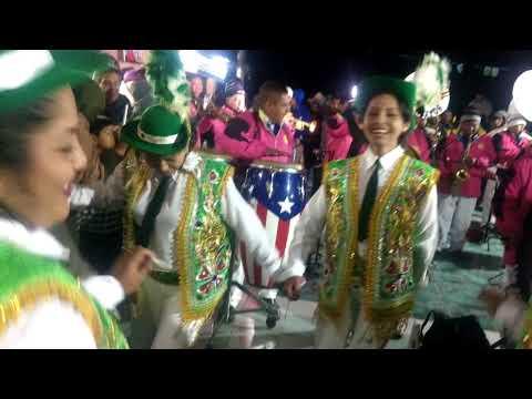Banda Lira Musical Yauyos en Cachuy 2018.