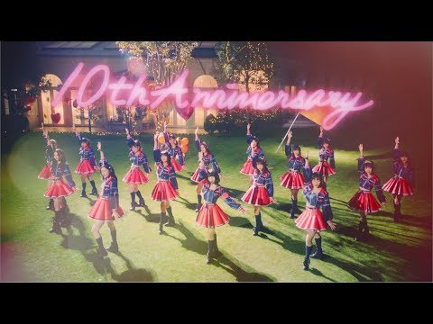 2018/1/10 on sale SKE48 22nd 「無意識の色」MV full