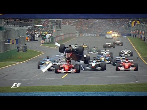 The History Of The Australian Grand Prix
