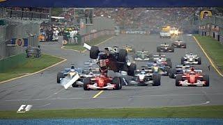 The History Of The Australian Grand Prix