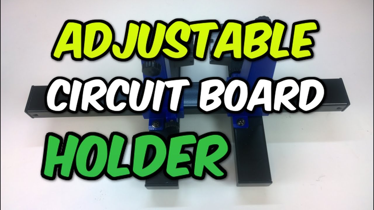 Adjustable Circuit Board Holder Review Youtube New Universal Pcb Fixtures Repair Tool For Mobile