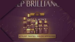 CHI Deep Brilliance - Relaxer Treatment