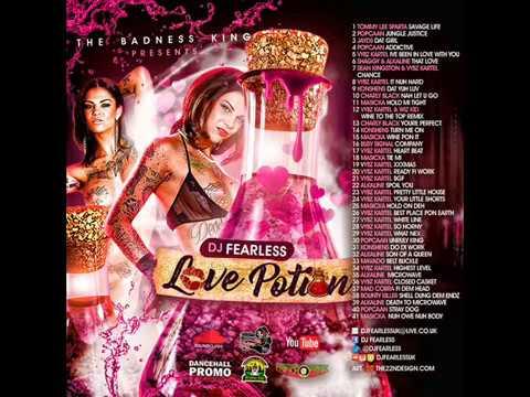 DJ FearLess - Love Potion (Dancehall Mix 2017)