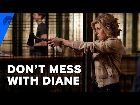 The Good Fight - Eight Times Diane Lockhart Couldn't Care Less
