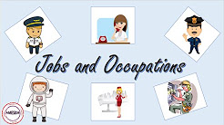 Jobs and Occupations: English Vocabulary